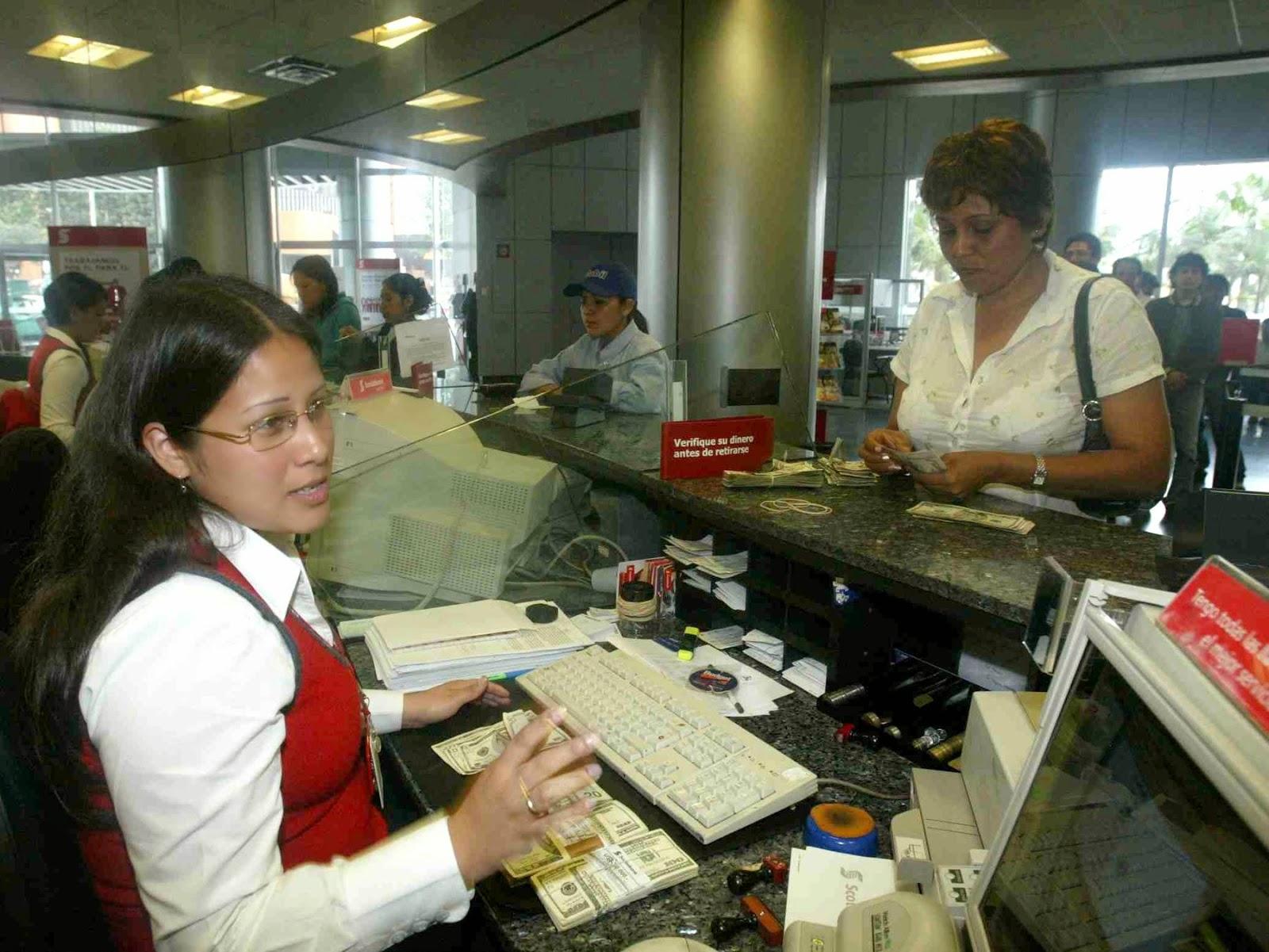 buscador depositos bancarios
