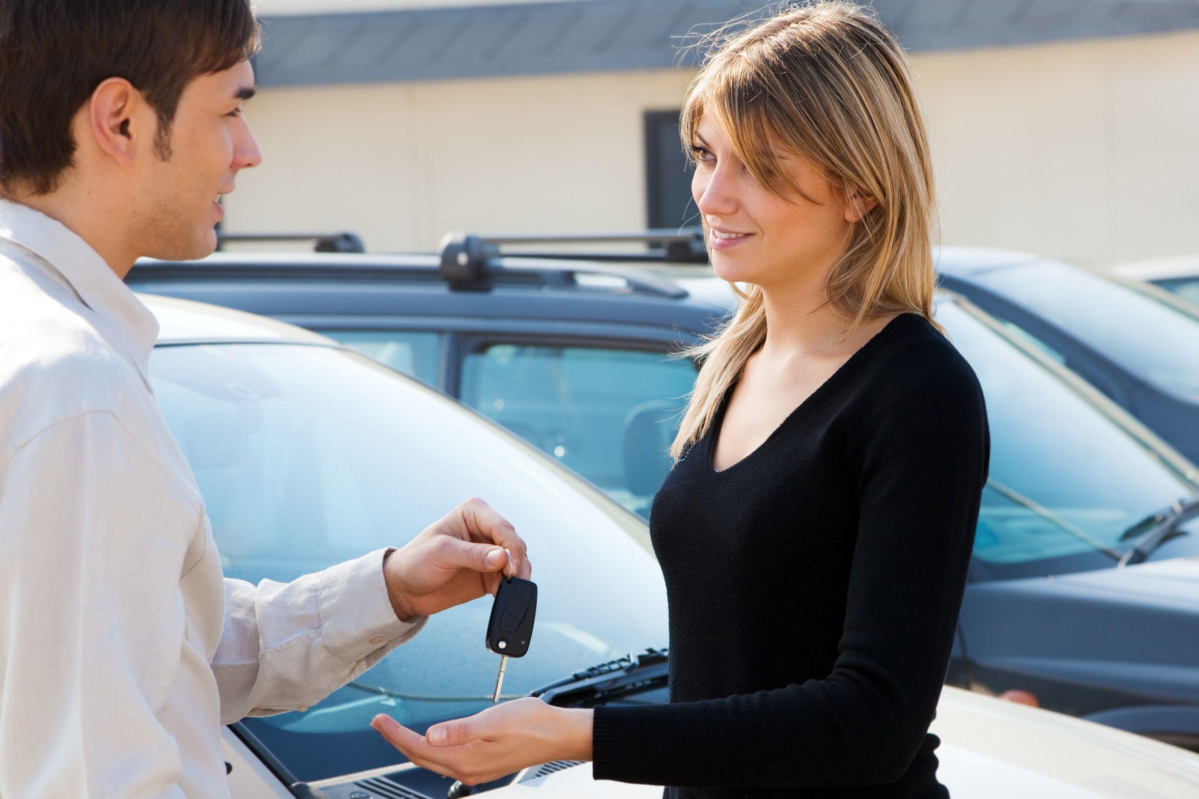 El alquiler de coches entre particulares