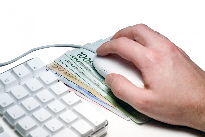 La efectividad de un buscador de depósito bancario.