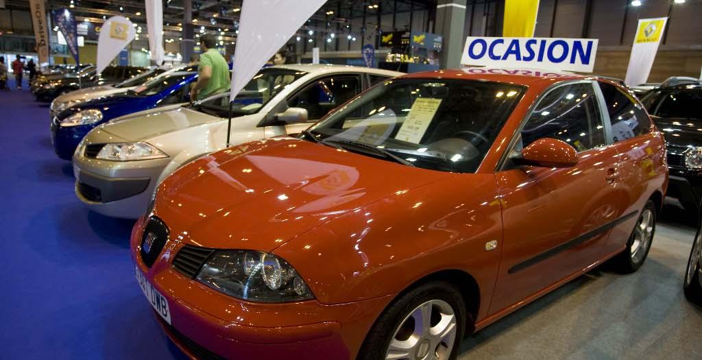 Coches nuevos Vs. coches usados