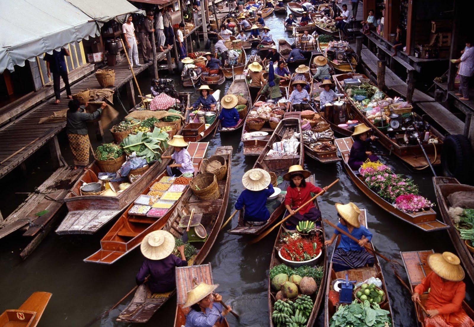 5 Cosas a tener en cuenta en Tailandia
