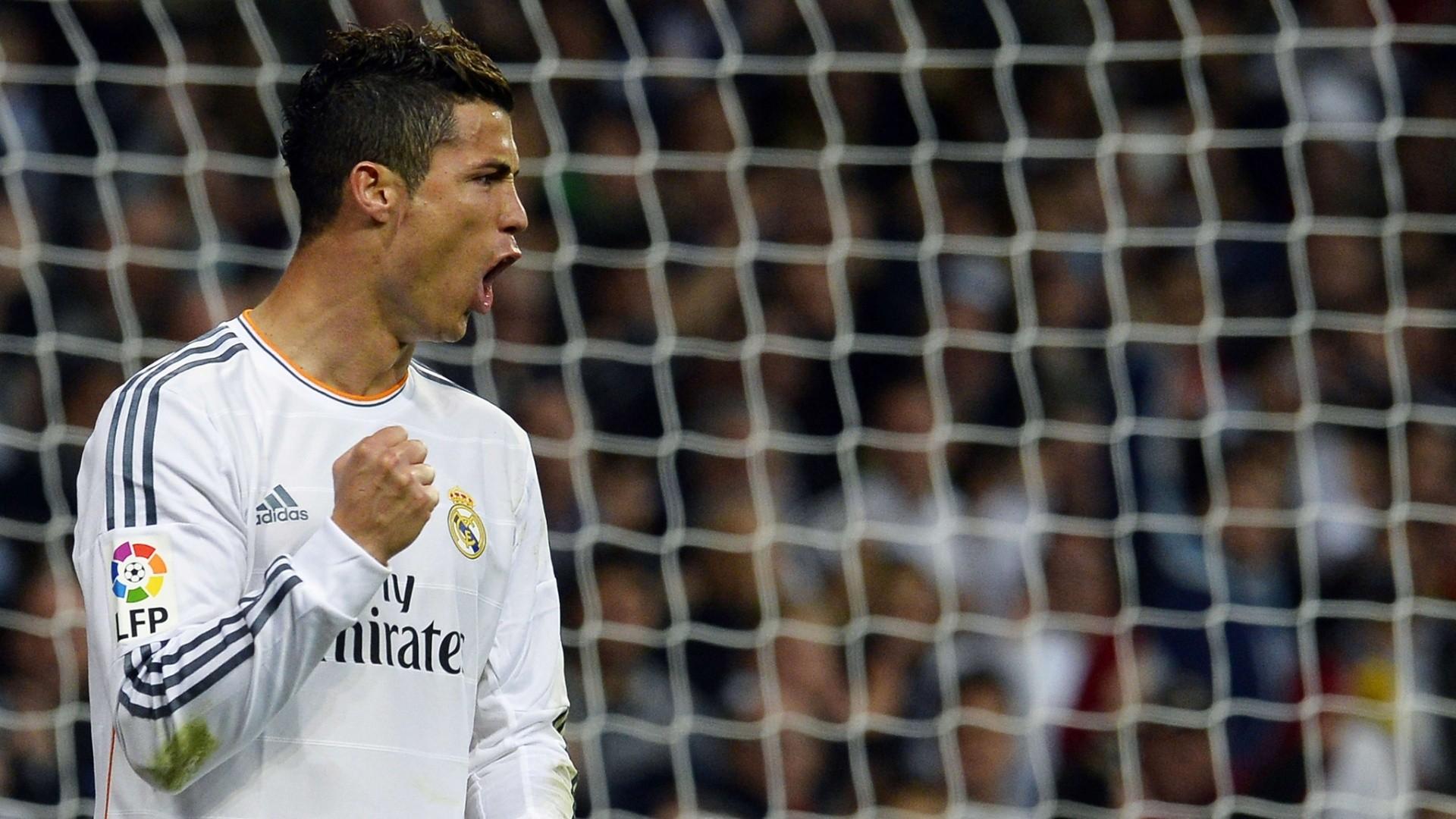 Cristiano Ronaldo por el Trofeo Pichichi