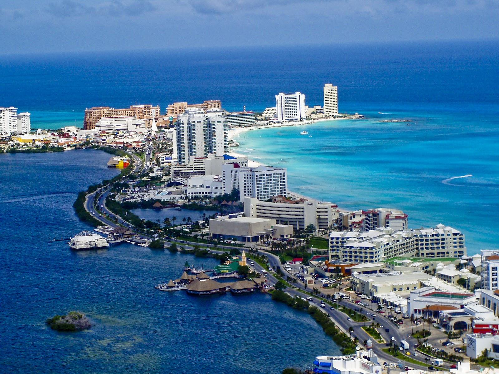 Cancún vuelos