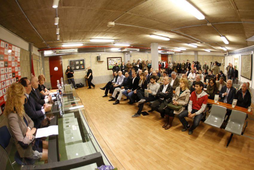 concurso de relato deportivo de la asociación de prensa deportiva de Valladolid