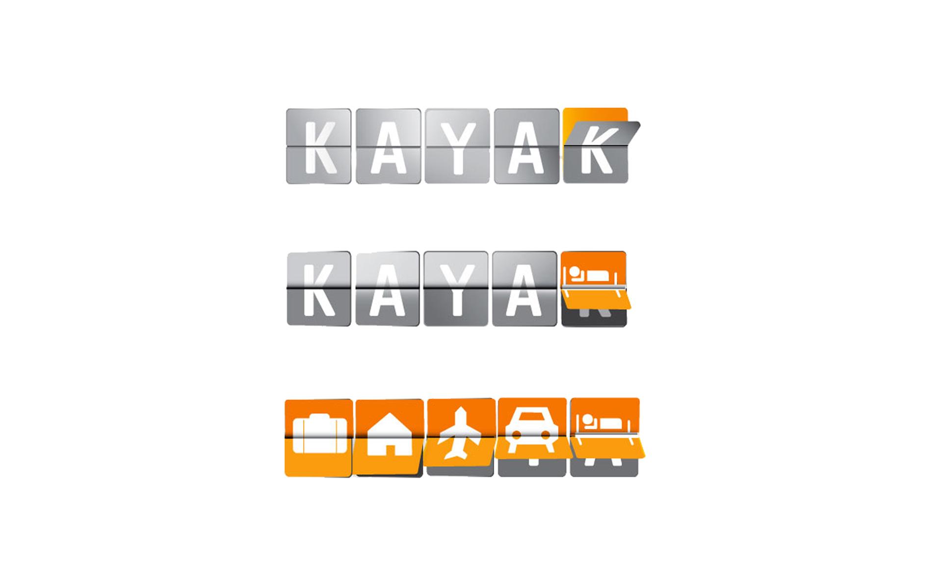 Kayak vuelos en tu reloj de mano