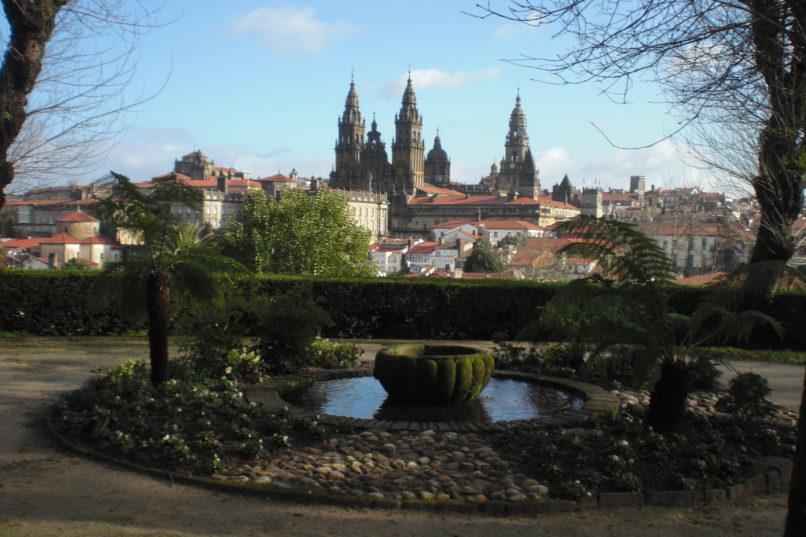días en Santiago de Compostela