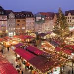 Los mercadillos de Navidad en Alemania son lugares mágicos para ir de visita.
