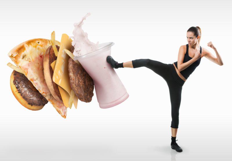 Busca un profesional perder peso fácil y rápido