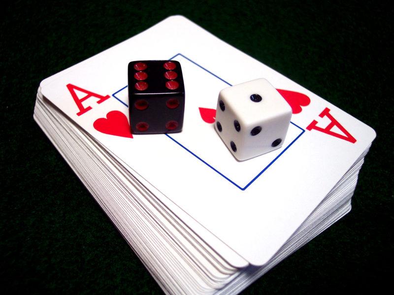 Los juegos de azar existen desde hace mas de 40.000 años