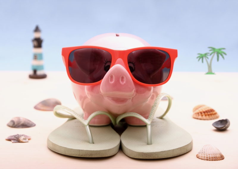 Ahorrar para realizar los viajes