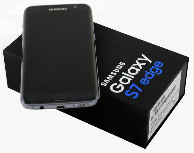 fabricación del Samsung Galaxy S7
