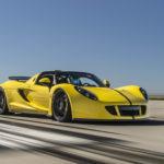 El Hennessey Venon GT Spyder se convirtió en uno de los coches mas costosos