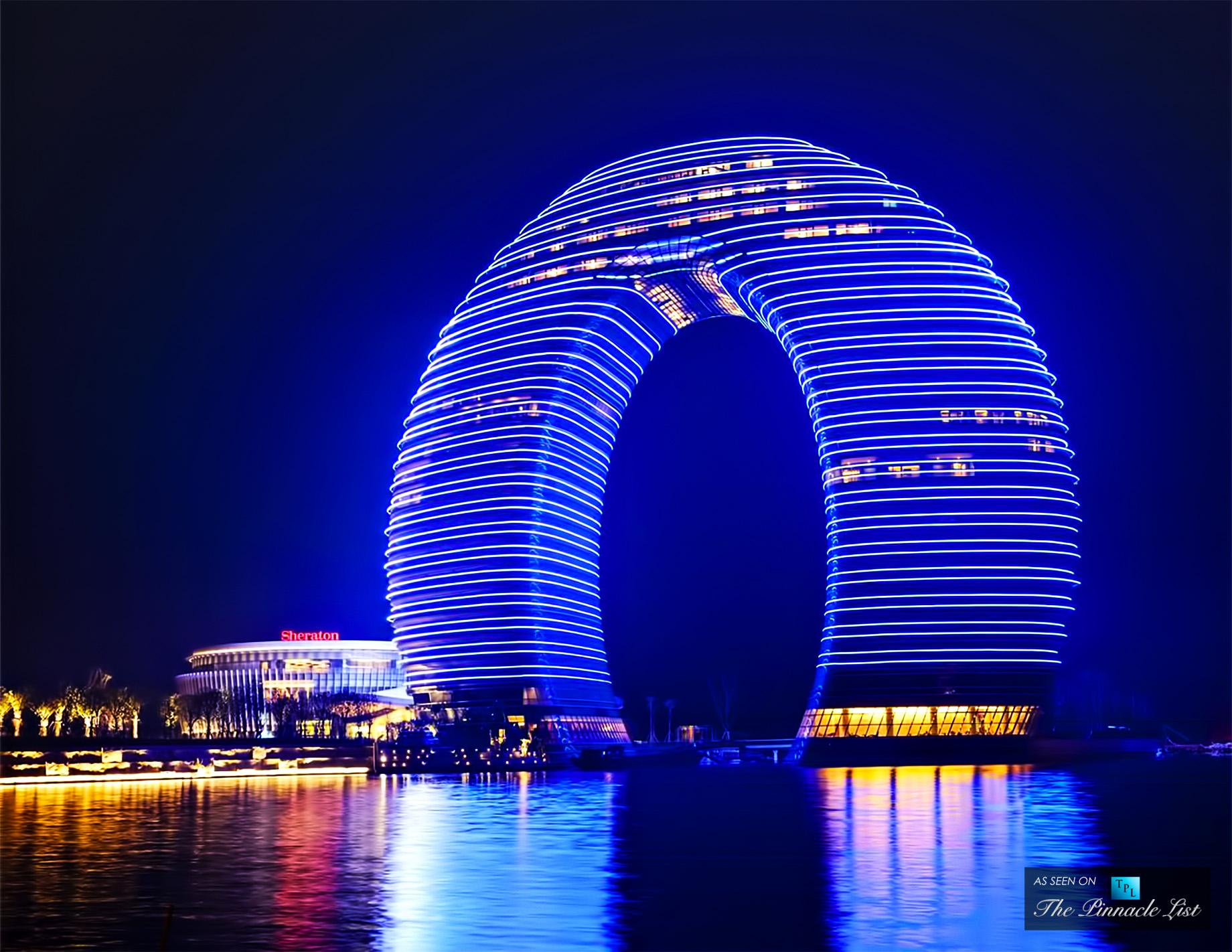 Veamos tres grandes hoteles con diseños exclusivos y muy particulares