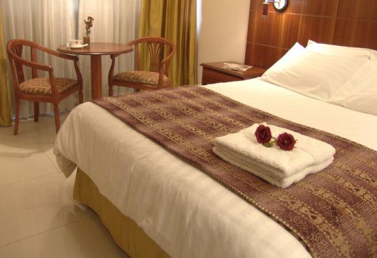 buen servicio en los hoteles