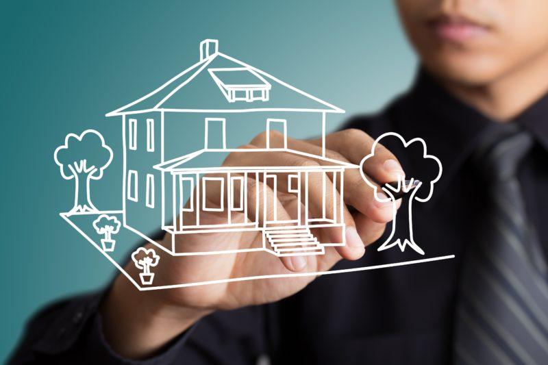casa en hipoteca
