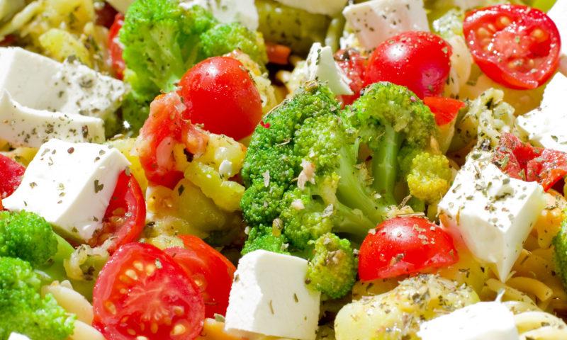 Podemos considerar las ensaladas como las mejores recetas for Las mejores ensaladas