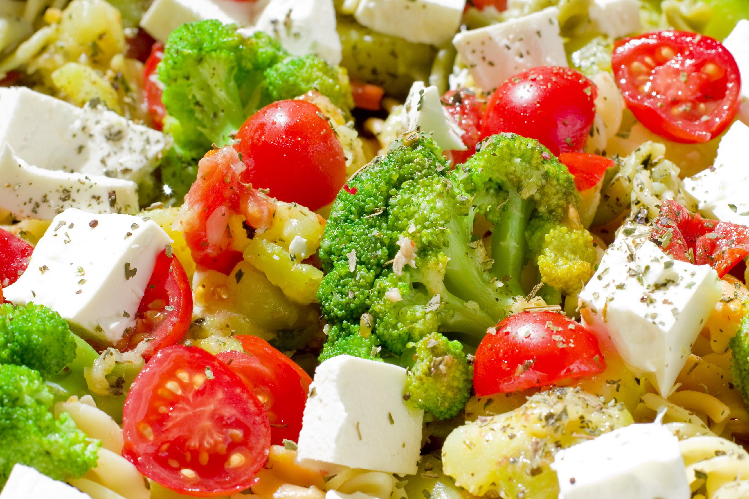 Podemos considerar las ensaladas como las mejores recetas ...