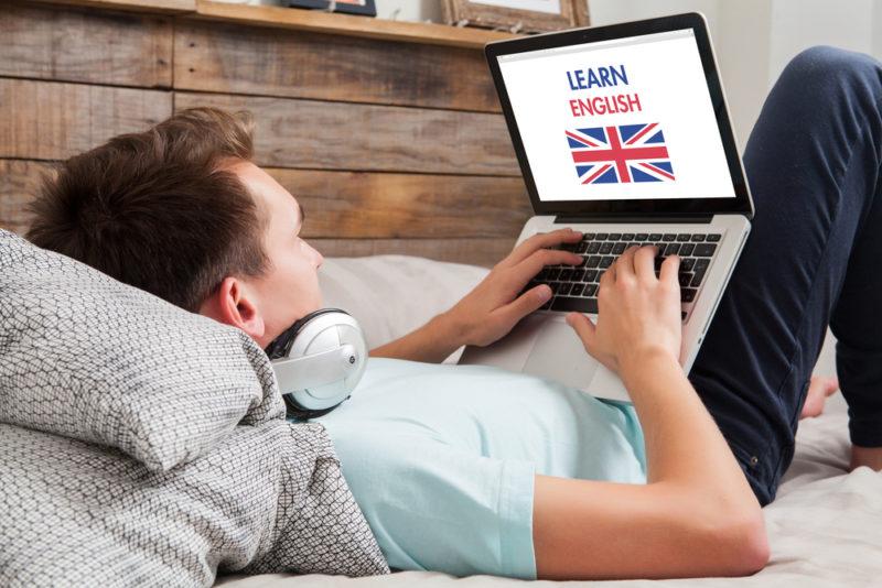 Aprender inglés online es tan fácil como tomarse un café