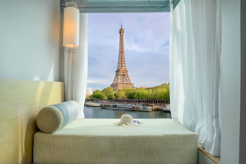 Las habitaciones con más encanto de París