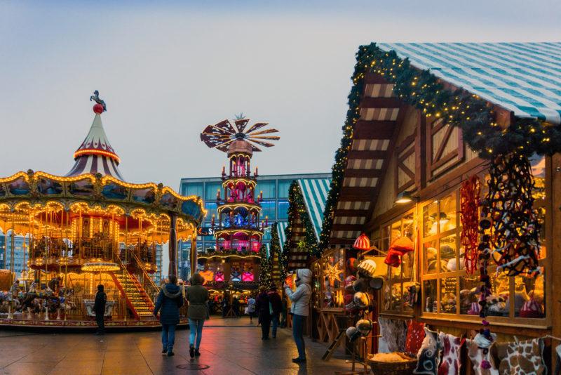 Delicias navideñas en Berlín