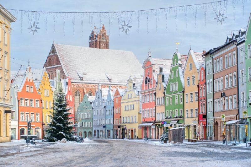Espiritu navideño en Múnich