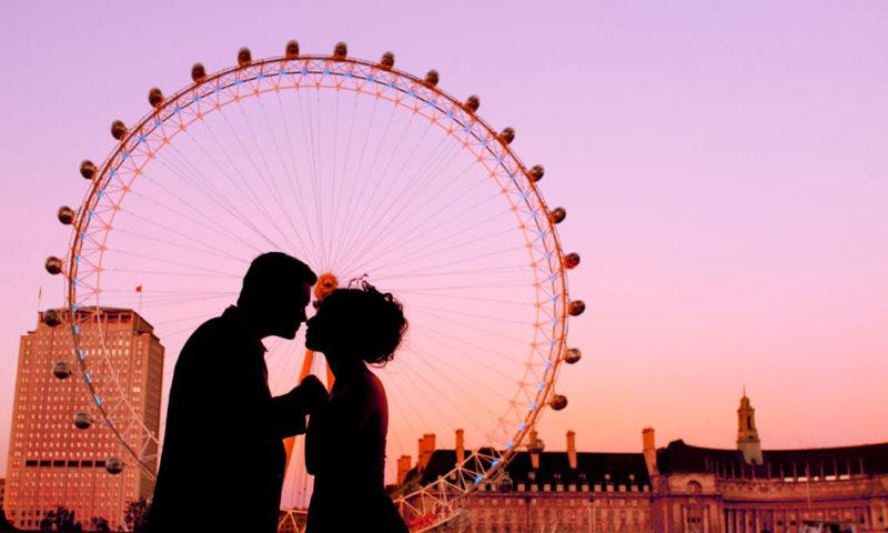 Enamórate en San Valentín con los vuelos a Londres más baratos