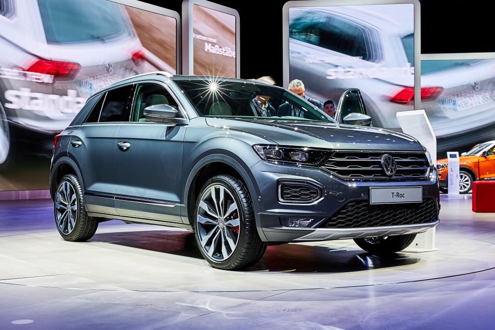 Volkswagen T-Roc SUV