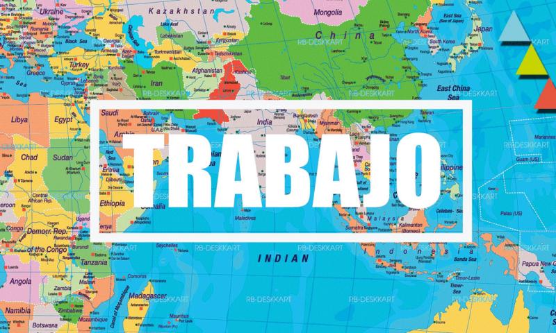 Buscar trabajo en el extranjero, ¡ahora más sencillo!