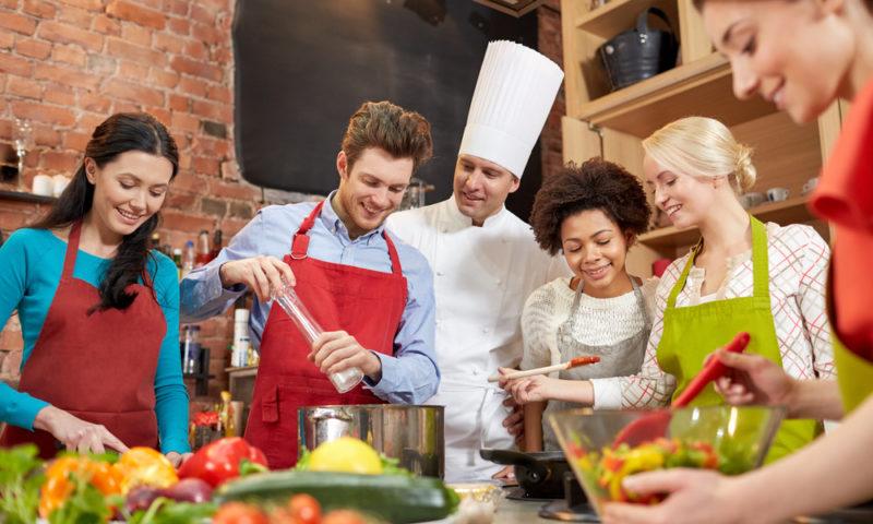 Cocina como un autentico chef de estrella Michelin con un curso de cocina