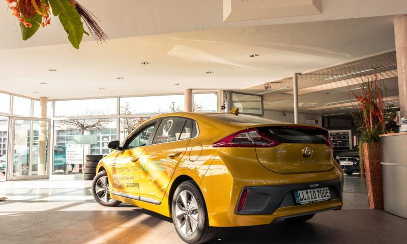 Últimas novedades en coches híbridos