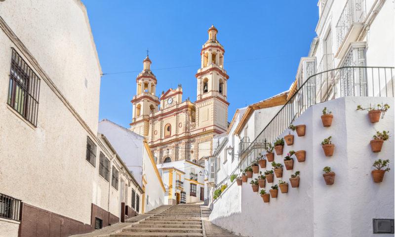 Hoteles en los 10 lugares más bonitos de Andalucía