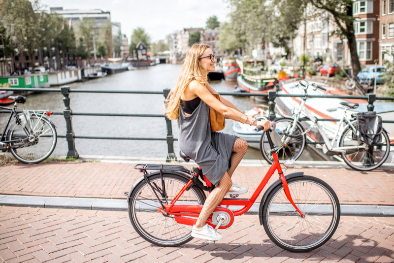 Bicicletas Amsterdam