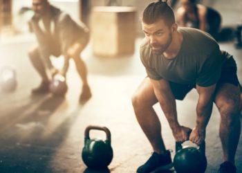 Dieta y ejercicios para los hombres