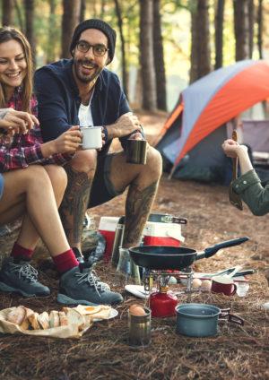 Material de camping imprescindible