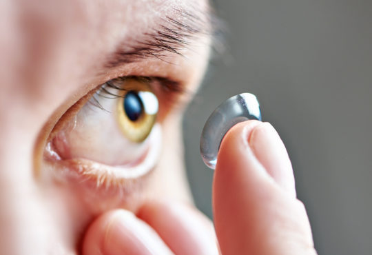 Adaptarse a las lentillas progresivas