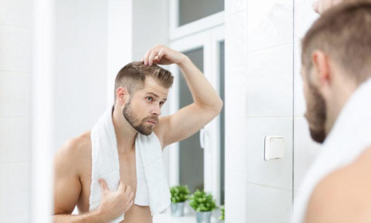Pérdida de pelo en los hombres
