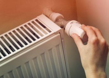 Factura de la calefacción