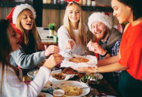 Métodos para no engordar durante las Navidades