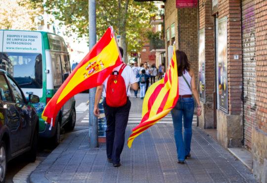 Arranca el juicio contra los independentistas catalanes
